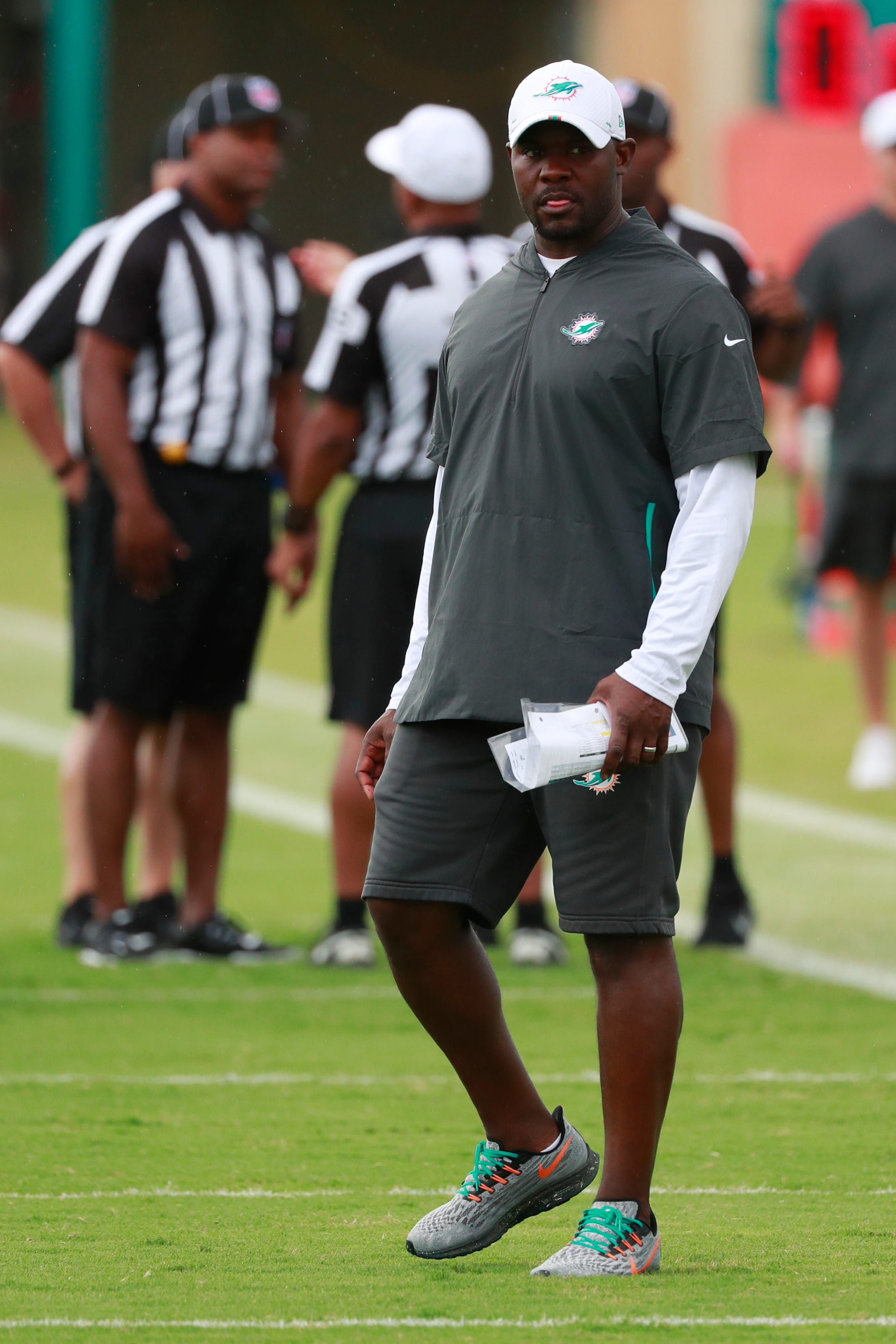 Dolphins' Brian Flores pushes Patriots principles, hopes to buck Belichick disciple trend
