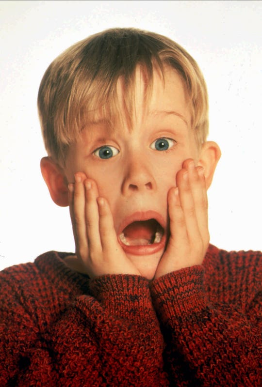 "Many on Twitter seem to feel Macaulay Culkin is the only ""Home Alone"" star we need."