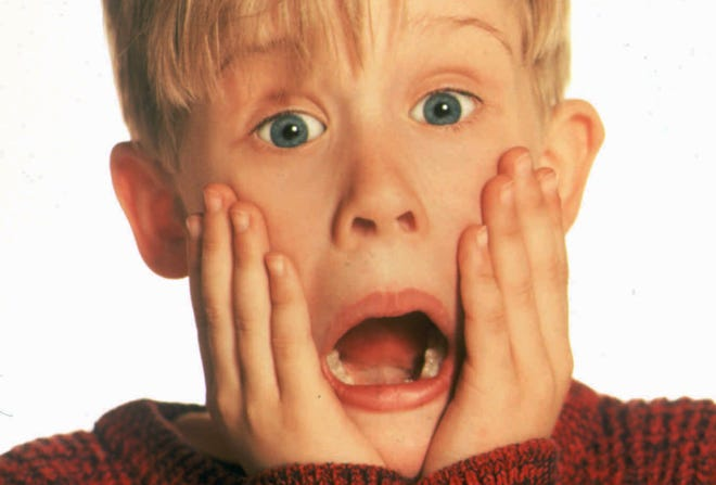 """Many on Twitter seem to feel Macaulay Culkin is the only """"Home Alone"""" star we need."""