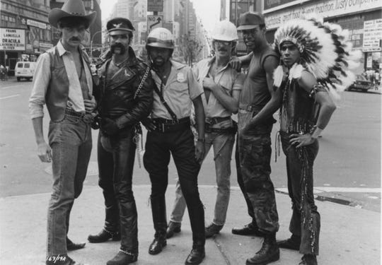 The Village People in a 1980 file photo.