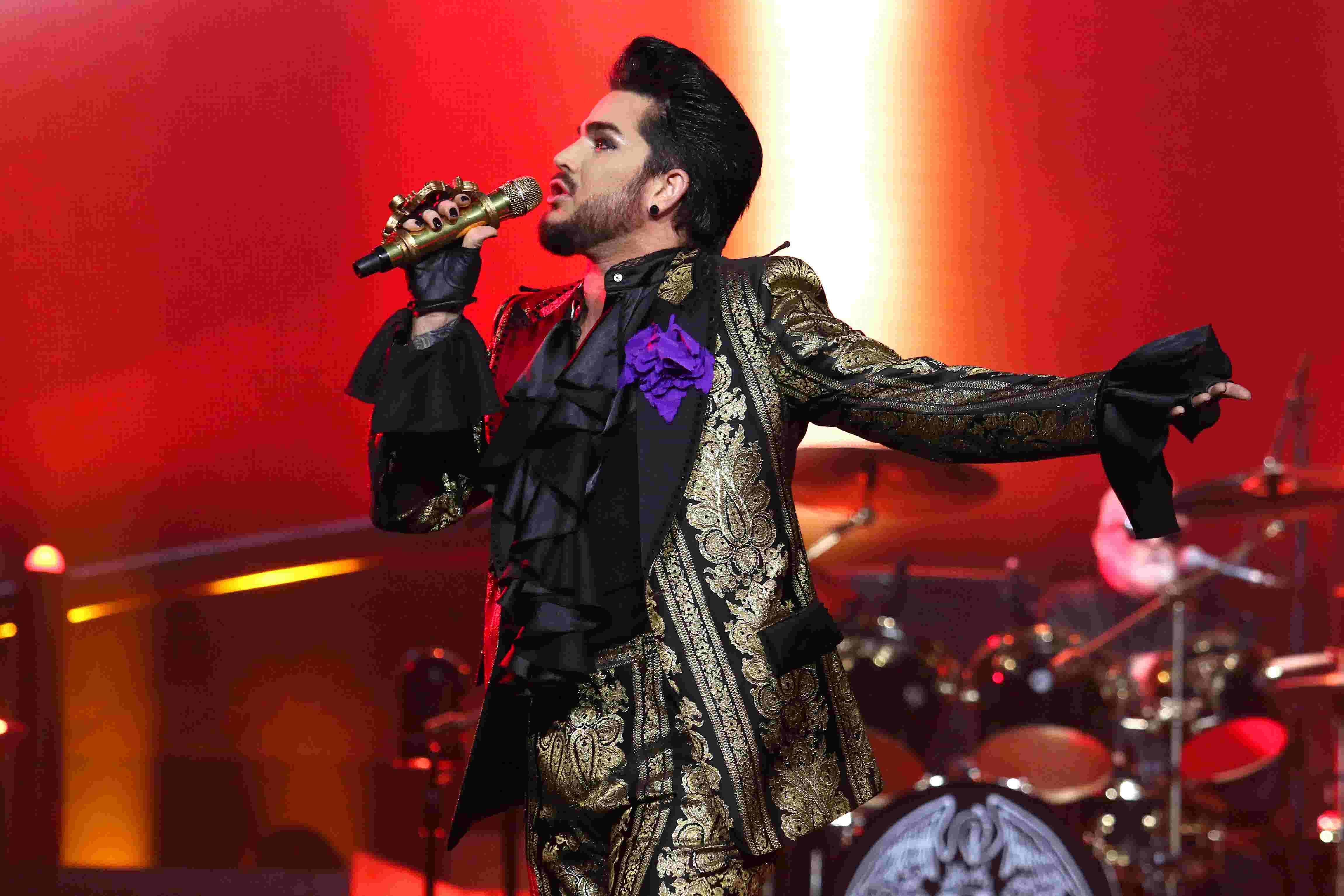 Adam Lambert talks new music and relating to Lil Nas X