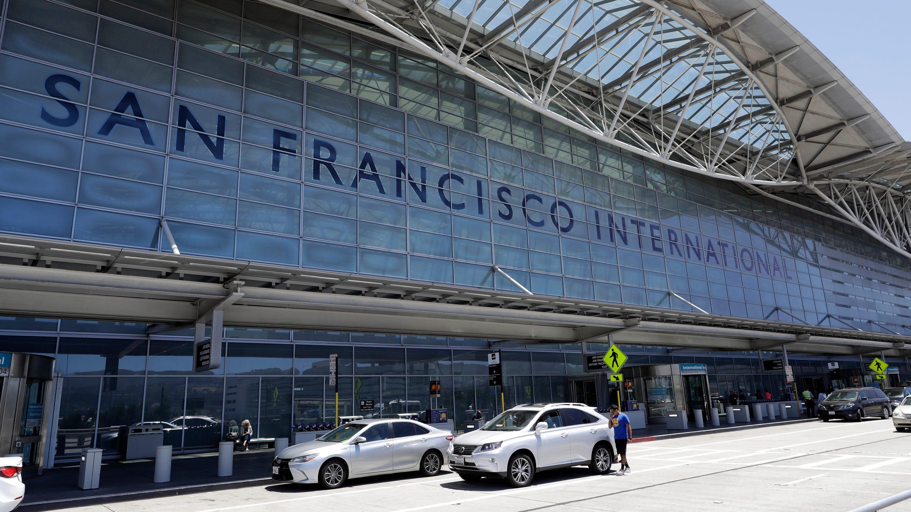 Resultado de imagen para San Francisco Airport closes Runway 28L repair