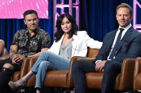Shannen Doherty wouldn't have done new 'BH 90210' series if she was the villain