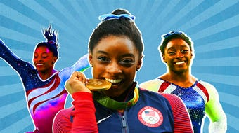 SportsPulse:  As we march towards the 2020 Summer Olympics in Tokyo, here are three fun facts about one of the United States' biggest stars, Simone Biles.