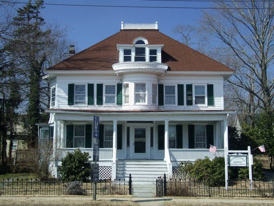 A portion of the historic Cox House in Barnegat dates back to the early 19th century and it needs a lot of work now that the Ocean County's Department of Parks and Recreation owns the property.