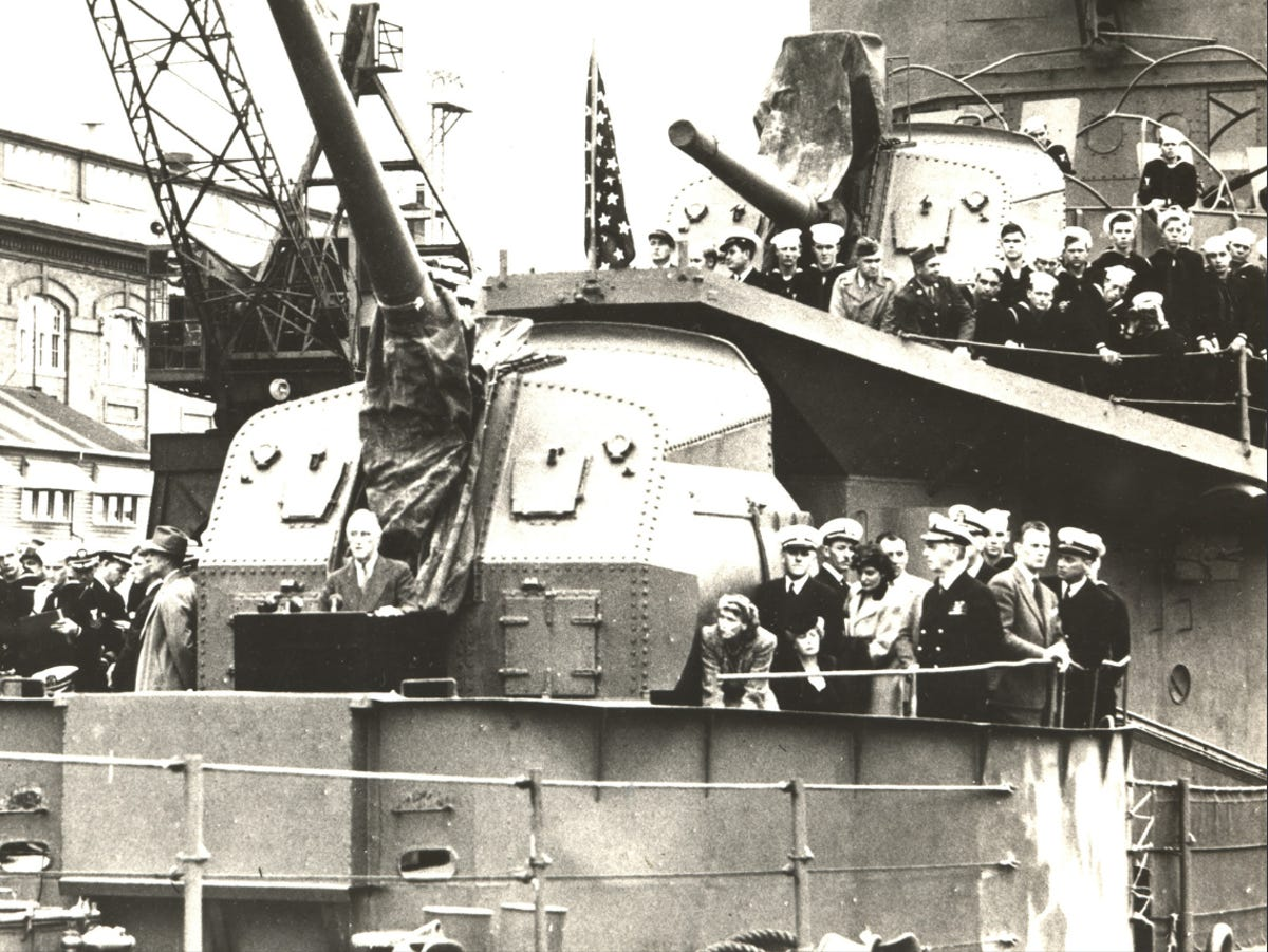 75 years ago, the speech that changed Bremerton, and