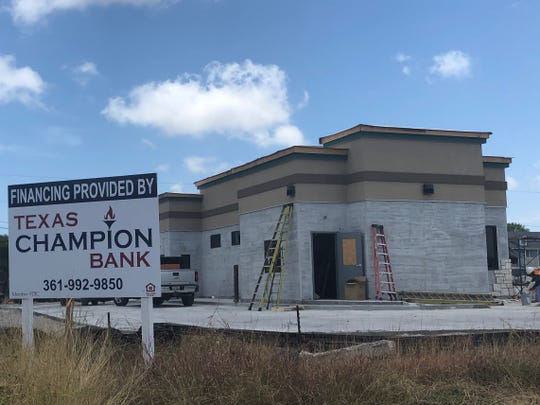 A Wings N' More To Go is coming to 6022 Sarazen next to the original location, Wings N' More Restaurant & Bar.