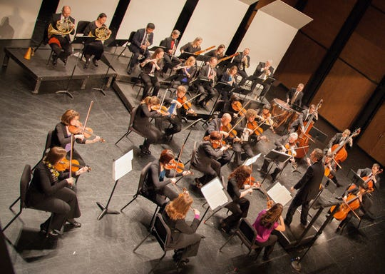 The Gateway Chamber Orchestra.