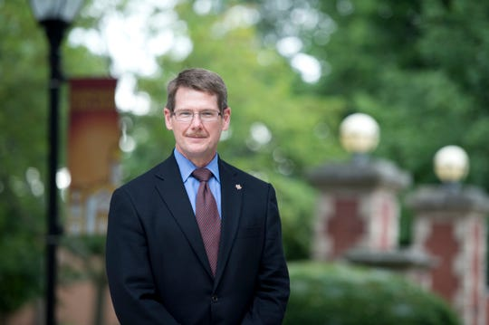 Jay Simmons has served as president, dean and professor of political science at several colleges before taking on the role of president of Simpson College in 2013.