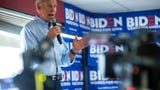 Watch the full speech Joe Biden gave while speaking at a field office opening, Aug. 7, 2019, in Iowa City.
