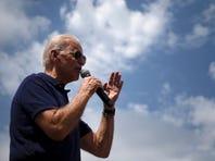 Watch Joe Biden's full speech at the Des Moines Register Political Soapbox
