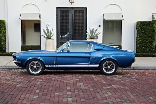 Florida's Revology Cars building brand-new classic Mustangs