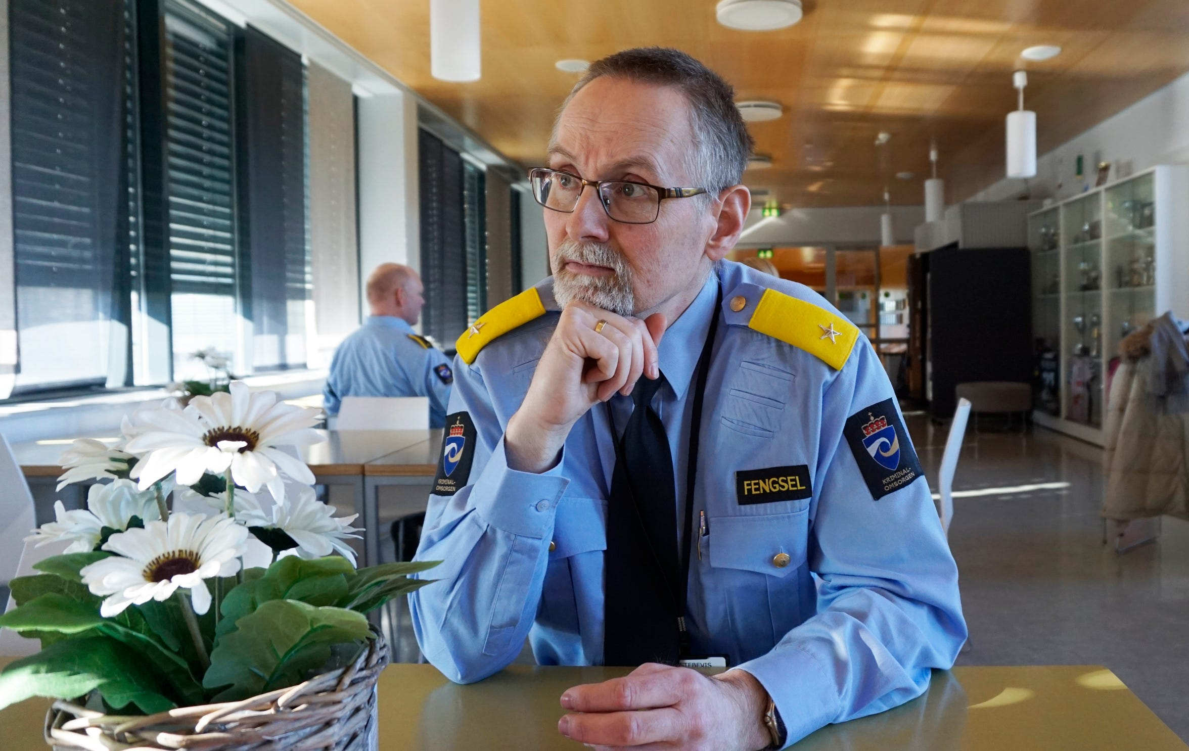 """Jan R. Stromnes, deputy governor of Halden Prison in Norway, says his country's correctional system is focused on """"normality"""" and humane treatment."""