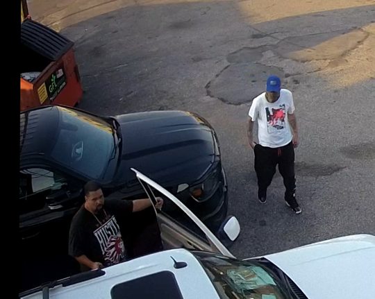 Detroit police said suspects in a carjacking fled south on Gratiot on Aug. 2