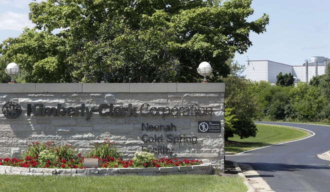Kimberly-Clark Corporation's Cold Spring Facility in Neenah.