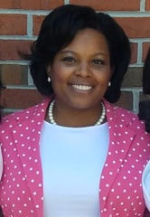 Johnnette Nesbitt, new principal of Alexander Elementary School.