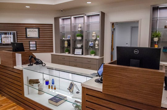 The Apothecary Shoppe located at 620 Guilbeau Road is Acadiana's only medical marijuana pharmacy.