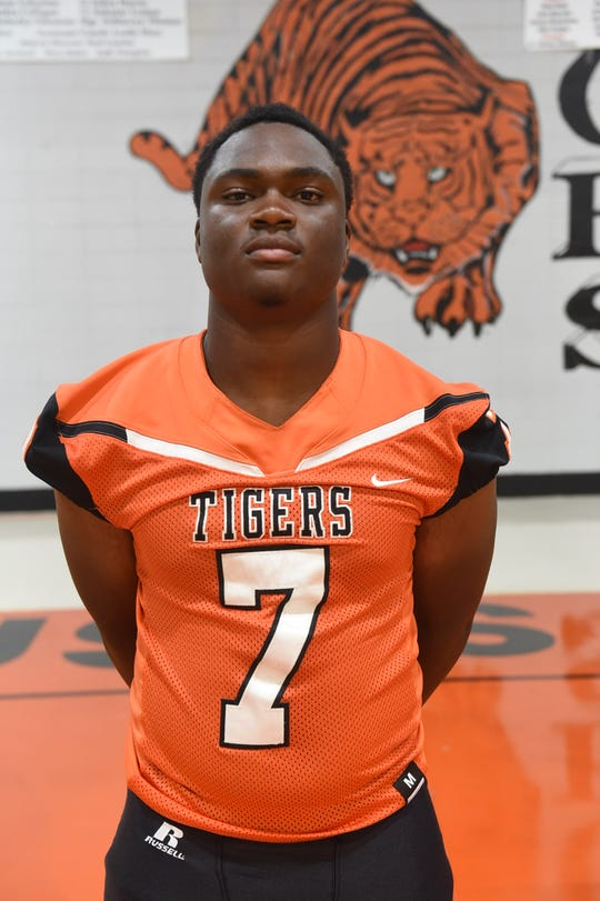 Marvion Young, Opelousas High