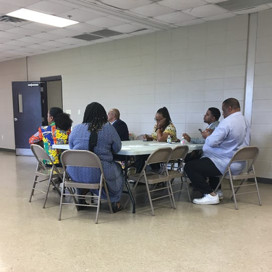 "Urban League of Louisiana and Louisiana Legislative Black Caucus held a ""Show Up and Share Your Vision"" event for Lafayette Tuesday evening."