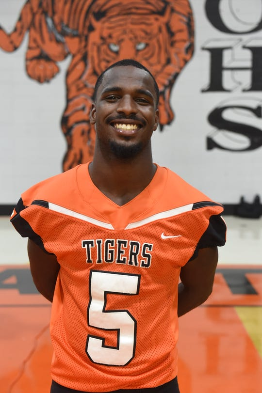 JaQuin Nelson, Opelousas High
