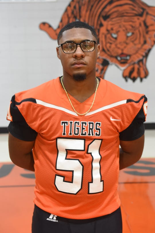 Isiah Johnson, Opelousas High