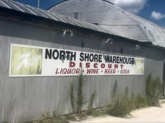 North Shore liquor store