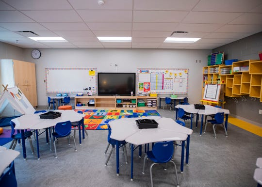 See inside Germantown's new elementary school