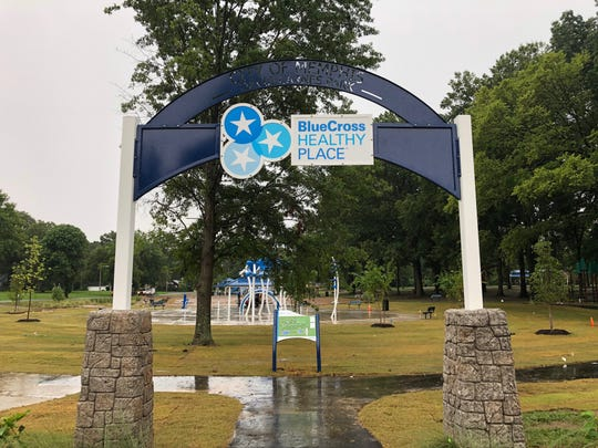The BlueCross BlueShield of Tennessee Foundation announced in 2018 it would pump $5.4 million into revamping the David Carnes Park in Whitehaven. A grand reopening ceremony will be held Saturday.