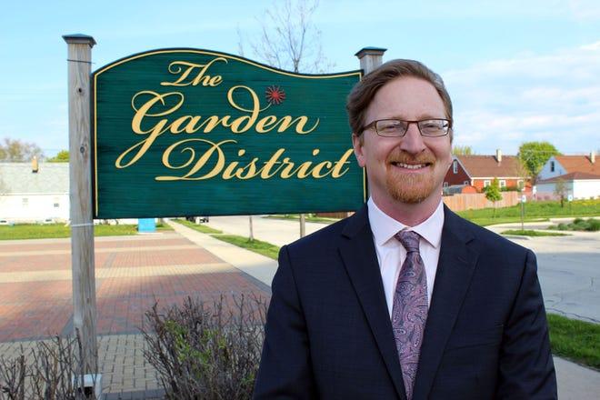 District 13 aldermanic candidate Scott Spiker