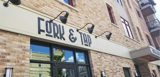 Fork & Tap, the brick-and-mortar sibling of YellowBellies food truck, is open at 203 E. Main St. in Port Washington.