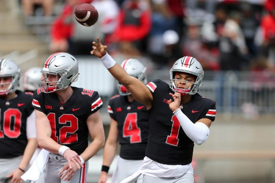 Ohio State Buckeyes among seven Big Ten teams in AP Top 25 college football poll