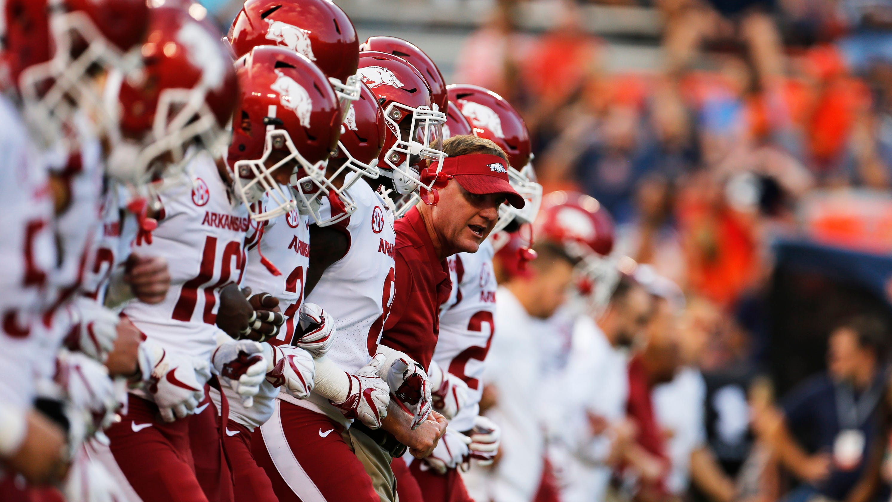 Dallas Football Schedule 2020 Arkansas releases 2020 football schedule