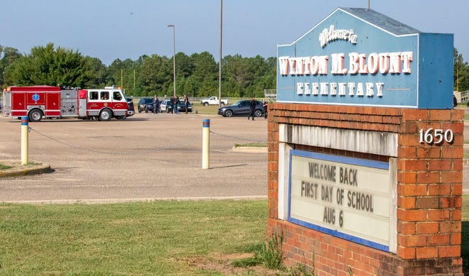 Blount Elementary School has lost nearly 500 students in the past 10 years.