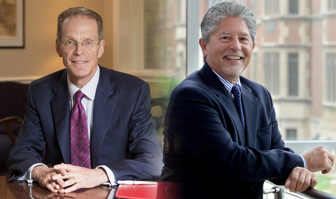 Geoffrey S. Mearns and Jeff Bird