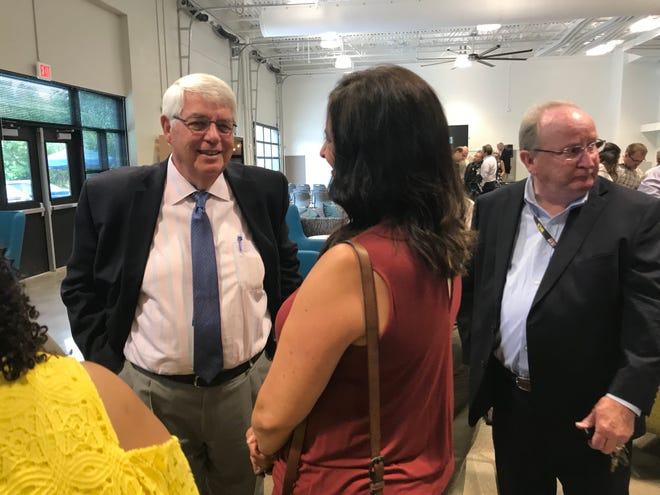 Williamson County Mayor Rogers Anderson said the new Entrepreneurship and Innovation Center will produce the next generation of workers in Williamson County.