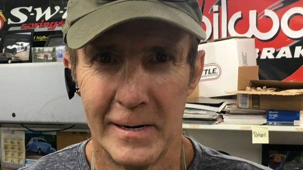 Sterling Marlin, who recently underwent deep brain stimulation for Parkinson's disease, place to race Saturday night at Fairgrounds Nashville Speedway for the first time in more than a year.