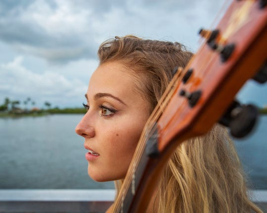 Profile of 19-year-old Emma Arnold, a Naples singer who's making headlines with her voice in performances from Marco to Fort Myers.