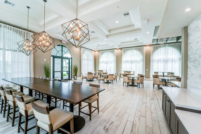 All homes in Maple Ridge include access to the Club at Maple Ridge that recently opened.