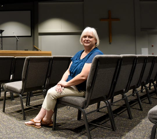 Jodi Priest has found comfort and support in an unlikely place: the church founded by her abuser, which is now called Cornerstone Church. Priest first came for a service on Christmas Eve after spending months talking to a woman on the church council. She's been attending regularly since April.