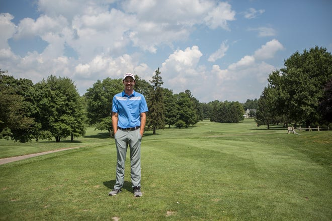 Trevor Bright is an PGA Assistant Golf Professional at the Denison Golf Club in Granville.