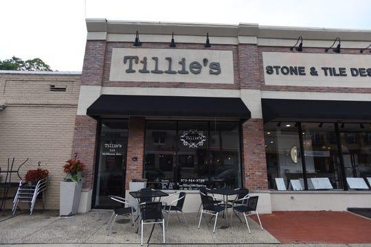 Tillie's restaurant in Millburn on Wednesday , August 7, 2019.