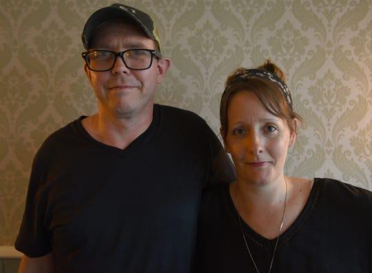 Tillie's restaurant in Millburn on Wednesday , August 7, 2019.Wirt and Karen Cook, owners of Tillie's restaurant in Millburn