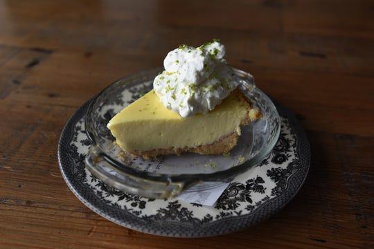 Tillie's restaurant in Millburn on Wednesday , August 7, 2019.the key lime pie