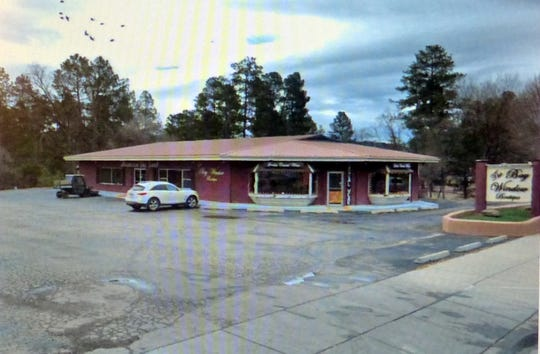 The shop as it appears currently on Sudderth Drive.
