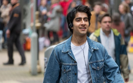 "Viveik Kalra plays an '80s teenager with a love for Bruce Springsteen in ""Blinded by the Light."""