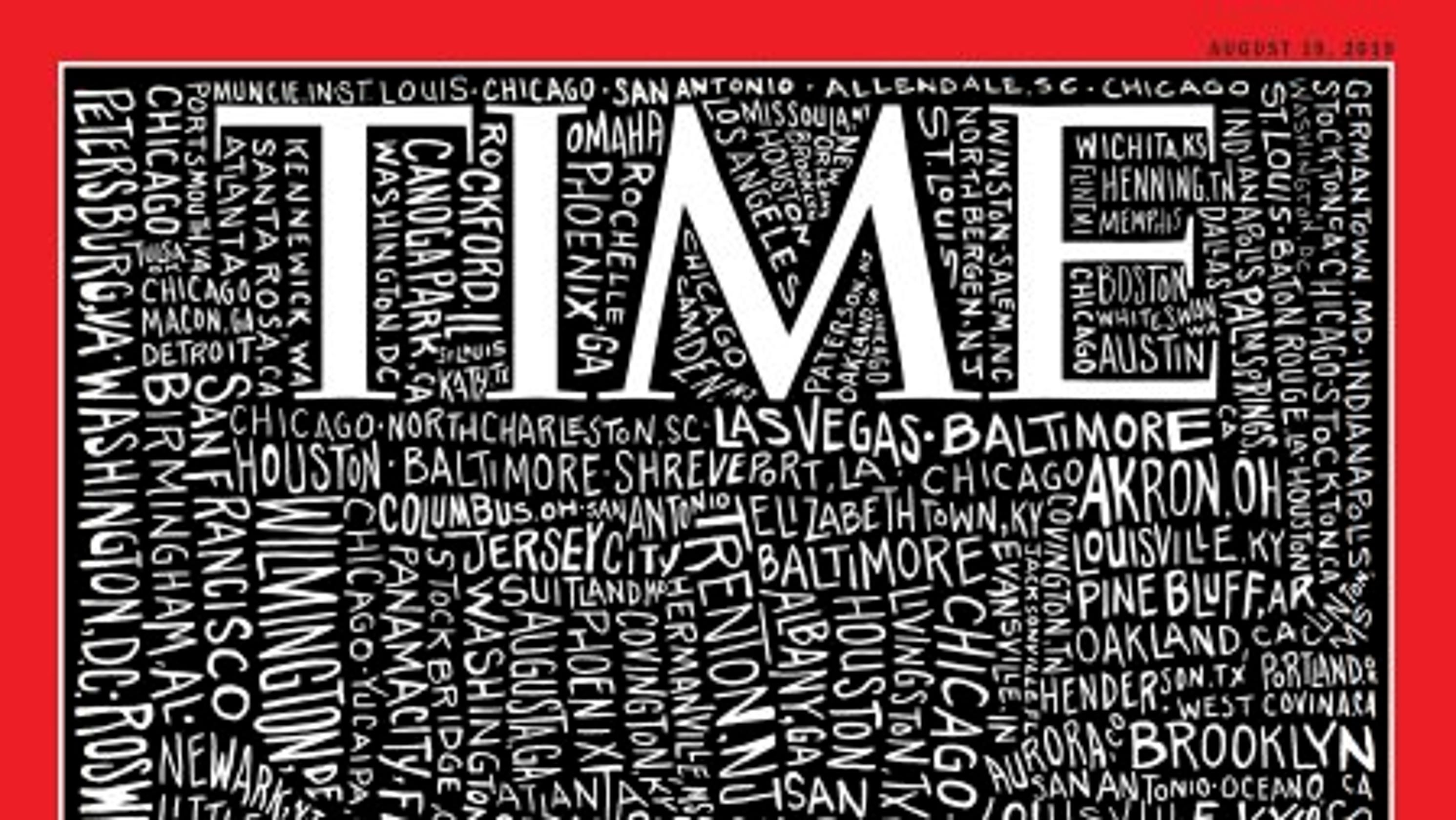 Tallahassee Included Twice On TIME Magazine Cover Declaring