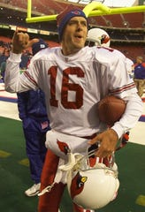 Jake Plummer was a college football legend at Arizona State before being drafted by the Arizona Cardinals.