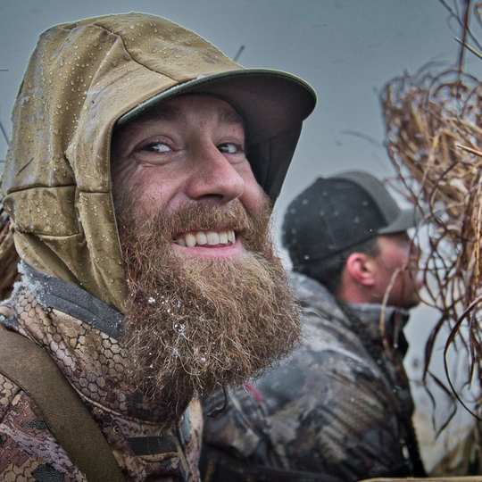 Archie Bradley co-founded the company Crash Landing Outdoors, which provides guided duck hunting and lodging in Oklahoma.