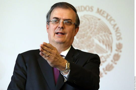 En mensaje a medios, el Secretario Marcelo Ebrard adelantó que el Consulado de Nueva Orleans atenderá a los connacionales para identificarlos y apoyarlos en el proceso.