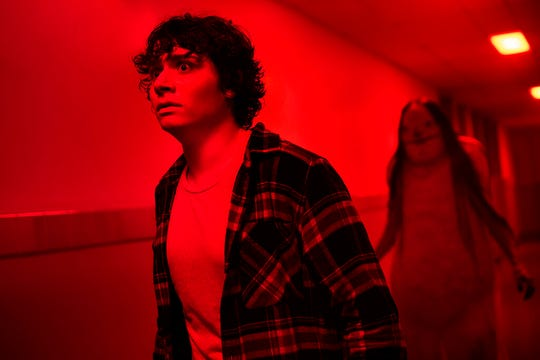 "Austin Zajur appears in the film, Scary Stories to Tell in the Dark,"" playing at Regal West Manchester, Frank Theatres  Queensgate Stadium 13 and R/C Hanover Movies."
